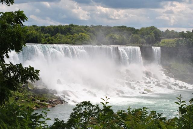 Niagara Falls at day