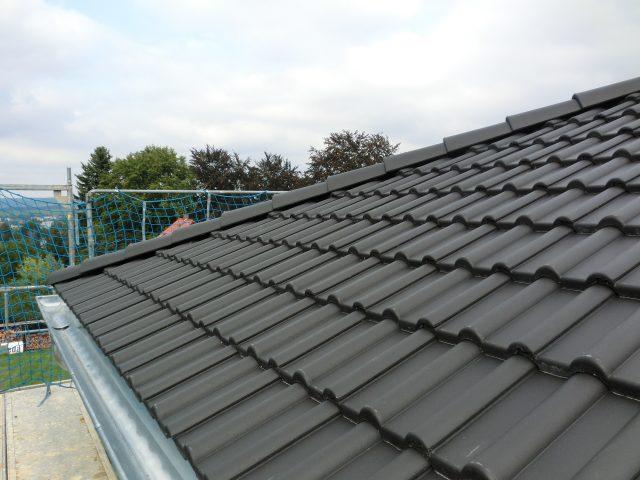 Das Dach ist gedeckt, der Herbst kann kommen - 16.09.16