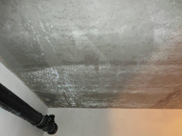 Kaum ist die Wärme im Haus verwandelt sich jeder Raum in eine Tropfsteinhöhle; ab jetzt: lüften, lüften & lüften - 14.12.16